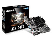 ASRock J3710-ITX Intel Integrated CPU Motherboard