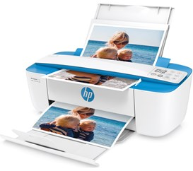HP DeskJet 3720 All-in-One Wireless Inkjet Printer