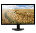 Acer K222HQLbd (21.5 inch) Full HD TN Film LED Backlit Monitor 100M:1 200cd/m2 1920x1080 5ms DVI *Open Box*