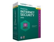 Kaspersky Internet Security 2016 Multi Device 5 User 1 Year OEM Medialess (UK)