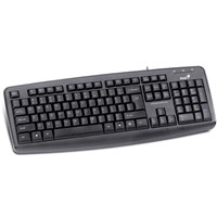 Genius KB-110X USB Keyboard (Black)
