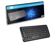 CIT WK-738 Premium Mini USB Black Keyboard