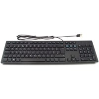Dell Multimedia Keyboard-KB216 - UK (QWERTY) - Black