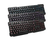 Powercool Lightning LED Blue/Red/Purple Keyboard + 3200DPI Gaming Mouse Kit