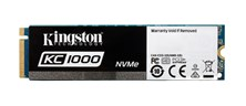 Kingston KC1000 960GB M.2-2280 SSD