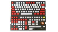 Tai-Hao PBT Backlit Double Shot Keycap Set (Red Alarm) US+UK