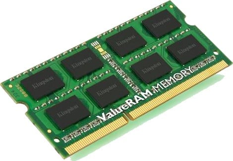 Kingston Valueram 8gb 1x 8gb 1333mhz Ddr3 Ram Kvr1333d3s9 8g