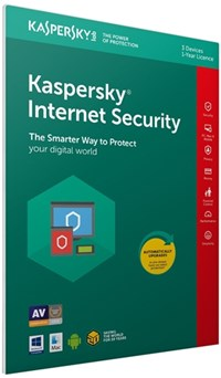 Kaspersky Internet Security 2019 1 Dev, 1 Yr FFP