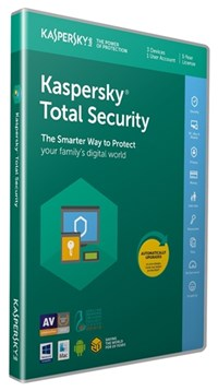 Kaspersky Total Security 2019 3 Dev, 1 Yr MSB