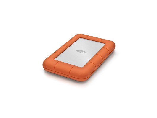 LaCie 1TB Rugged Mini USB3.0 External HDD