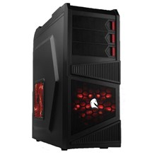 AvP Defender 200 K1 Midi Tower Black Case