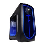 AvP Pulse Mini Tower Black Case with USB 3.0