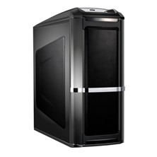 Compucase 6XR9 Xtreme Black Case