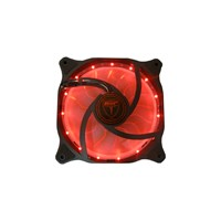 AvP 120mm Red LED Chassis Fan (Black)