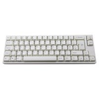 Leopold FC660M USB Mechanical Keyboard (White) with Cherry MX Blue Switches