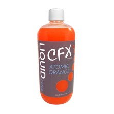 Liquid.cool CFX (1000ml) Pre-Mix Opaque Performance Coolant - Atomic Orange