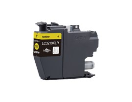 Brother LC3219XLY Yellow Ink Cartridge