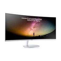 Samsung C34F791 34 inch LED Curved Monitor - 3440 x 1440, 4ms, HDMI