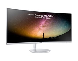 "Samsung C34F791 34"" UWQHD LED Curved Monitor"