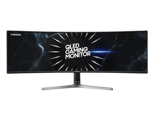 "Samsung C49RG90 49"" Super Ultrawide Curved Monitor"