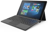 Linx 12V32 (12 inch) Tablet PC Atom (x5-Z8300) Quad Core 2GB 32GB WLAN Windows 10 Home (Intel HD Graphics) with Keyboard