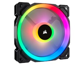 Corsair LL120 Dual Light Loop PWM Fan (120mm) RGB LED