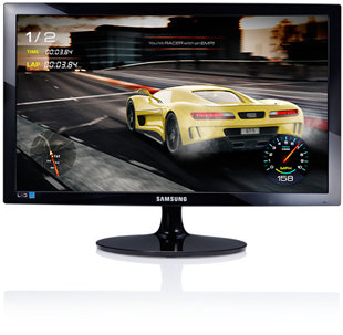 "Samsung S24D330H  24"" Full HD LED Monitor"
