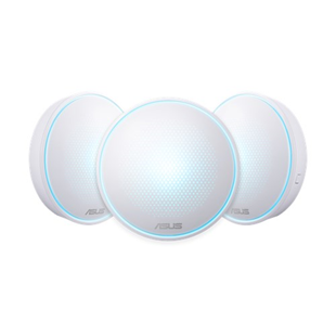 ASUS Lyra Mini AC1300 Whole-Home Wi-Fi System (Triple Pack)