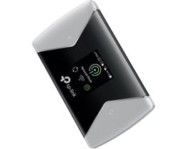 TP-Link M7450 4G LTE 300Mbps Advanced Mobile WiFi Router (Black)