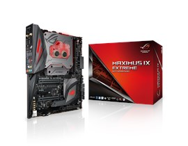 Asus ROG Maximus IX Extreme Intel LGA1151 Z270 Motherboard (ATX) RAID LAN (Intel HD Graphics) *Open Box*