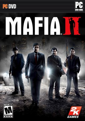 Mafia II - NVIDIA PC Download Voucher