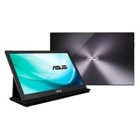 ASUS MB169C+ 15.6 inch LED IPS Monitor - IPS Panel, Full HD, 5ms