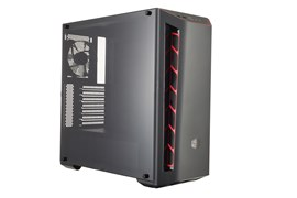 Cooler Master MasterBox MB510L Gaming Case - Red