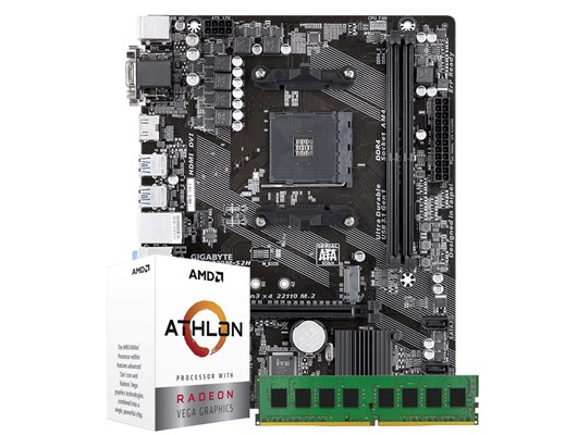 CCL Alpha AMD Motherboard Bundle
