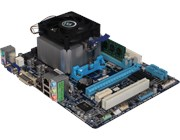 CCL Alpha Champion III Motherboard Bundle