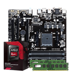 CCL Family AMD Motherboard Bundle
