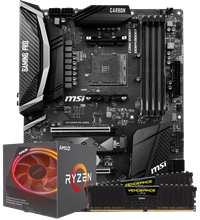 CCL Extreme Ryzen 7X AMD Motherboard Bundle