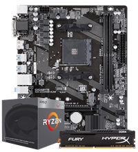 CCL Family AMD Ryzen 3 Motherboard Bundle