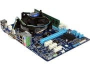 CCL Alpha Tornado II Motherboard Bundle