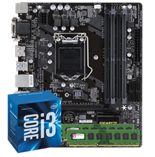 CCL Family Intel Motherboard Bundle