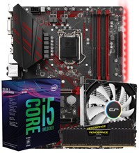 CCL Gamer Intel Core i5 Motherboard Bundle