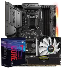 CCL Gamer Intel Core i7 Motherboard Bundle