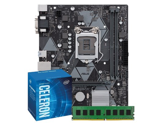 CCL Value Intel Motherboard Bundle