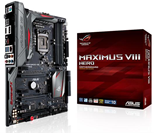 ASUS MAXIMUS VIII HERO Socket 1151 ATX Motherboard