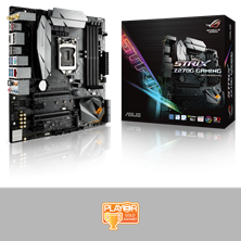 ASUS ROG STRIX Z270G GAMING Intel Socket 1151