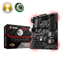 MSI B350 TOMAHAWK AMD Socket AM4 Motherboard