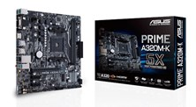 ASUS PRIME A320M-K AMD Socket AM4 Motherboard