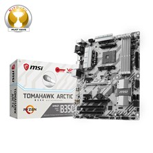 MSI B350 TOMAHAWK ARCTIC AMD Socket AM4