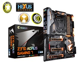 Gigabyte Z370 AORUS Gaming 7 Intel Socket 1151 ATX Motherboard *Open Box*