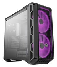 Cooler Master MasterCase H500 Mid Tower Gaming Case - Grey USB 3.0